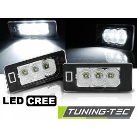 LED CREE подсветка номера AUDI (PRAU06)