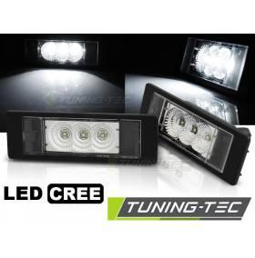 LED CREE подсветка номера BMW (PRBM09)
