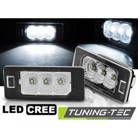 LED CREE подсветка номера BMW (PRBM07)