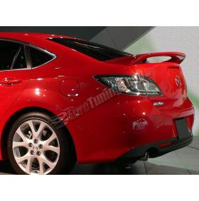 Спойлер Mazda 6 2007-2012 HATCHABCK