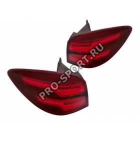 Задние фонари Chevrolet Cruze Хетчбек (RS-09577)