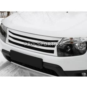 Решетка радиатора Renault Duster (RE-22631)