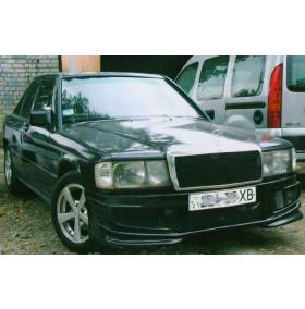 Передний бампер Mercedes 190 W201 (BK)