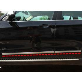 Молдинги на двери BMW X5 E70 (X5-D12)