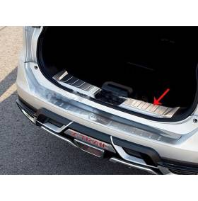 Накладка в багажник Nissan X-Trail 2014 (NX-P41)