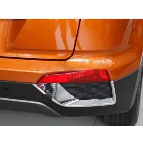 Хром на задние туманки Hyundai IX25 (HX-L44)