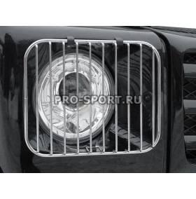 Защита фар Mercedes W463 (RS-06824)