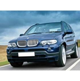 Накладка на передний бампер BMW E53 (Sport)