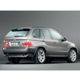 Накладка на задний бампер BMW E53 (Sport)