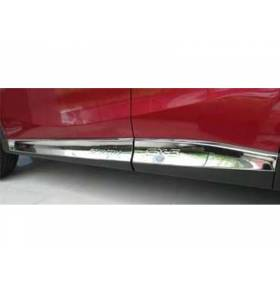 Молдинги на двери Mazda CX-5 (CX5-D24)