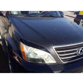 Реснички на фары Lexus GX 470 (узкие)