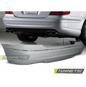 Задний бампер AMG Mercedes W211 02-06 (ZTME05)