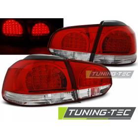 Диодные задние фонари VW Golf 6 (LDVWB5)