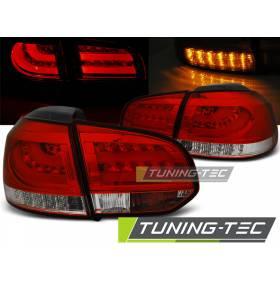 Диодные задние фонари VW Golf 6 (LDVWC9)