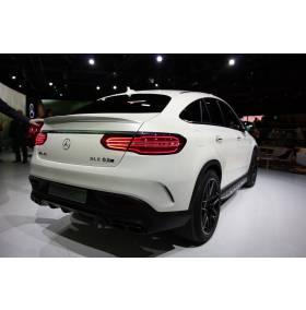 Спойлер Mercedes GLE Coupe (Amg-style)
