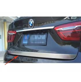Накладка на заднюю дверь низ на BMW X6 (X6-D55)