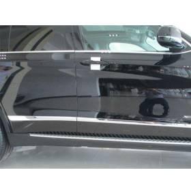 Молдинги на двери BMW X5 F15 (X5-D44)