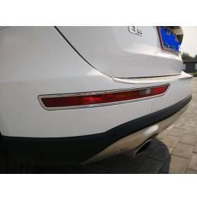 Хром на задние габариты AUDI Q5 2013+ (Q5-L24)
