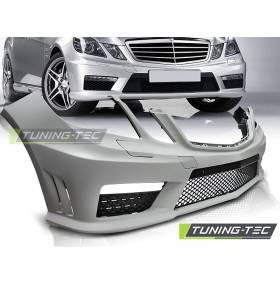 Передний бампер Mercedes W212 2009-2013 AMG-style (ZPME09)