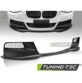 Накладка на передний бампер BMW F20 / F21 2011-2014 (SPBM09)