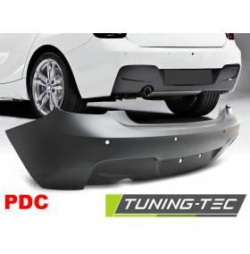 Задний бампер BMW F20 / F21 M-Pakiet под парктроник (ZTBM35)