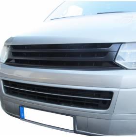 Решетка Фолксваген Т5 2009+ без значка