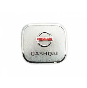 Накладка на люк бензобака Nissan Qashqai 2015+ (NQ-C54)