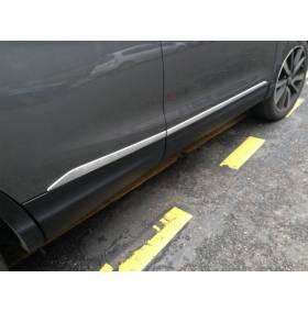 Молдинги на двери Nissan Qashqai 2015+ (NQ-D51)