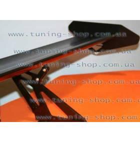 Спойлер универсальный алюминиевый Pro Racing 23025 black