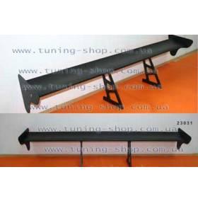 Спойлер Универсальный алюминиевый Pro Racing 23031 black