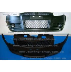 Передний бампер МТ Suzuki SX4
