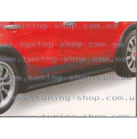 Пороги МТ Suzuki SX4