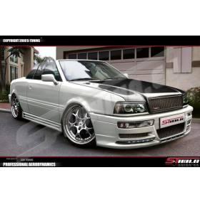 Передний бампер Speed Racer+ Audi 80