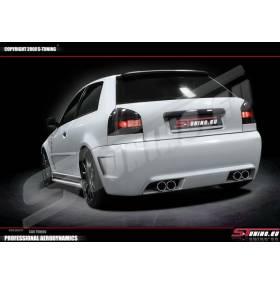 Задний бампер Speed Racing Audi A3 8L