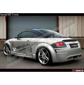 Задний бампер S-Line Audi TT