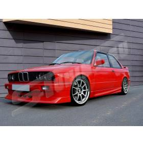Передний бампер FST BMW E30