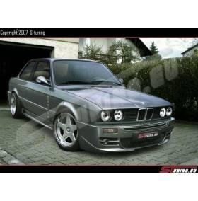 Передний бампер S3 BMW E30