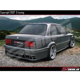 Задний бампер S3 BMW E30