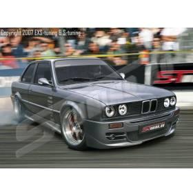 Пороги New Design BMW E30