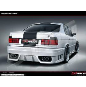 Пороги Shark BMW E34