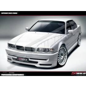 Передний бампер S-Power BMW E38