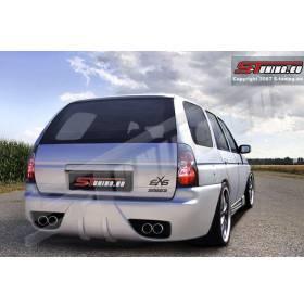 Задний бампер S-Line Ford Escort Combi