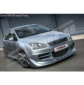 Пороги Exs-Design Ford Focus MK2