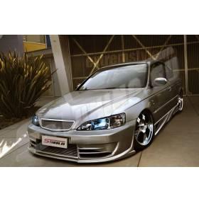 Пороги ST Honda Accord 98-03