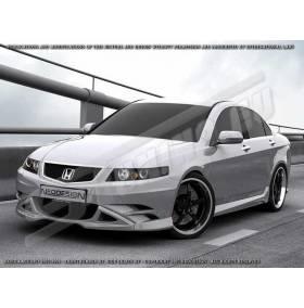 Передний бампер XT Honda Accord 7