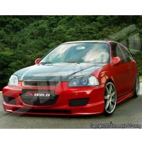 Передний бампер RX8 Honda Civic 96-00