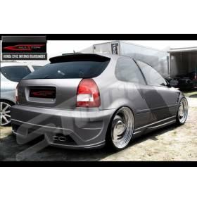 Задний бампер Inferno Honda Civic 96-00