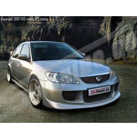 Пороги S-Line Honda Civic 01-03