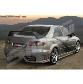 Задний бампер F-Design к Mazda 6