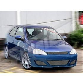 Пороги ST Opel Corsa C
